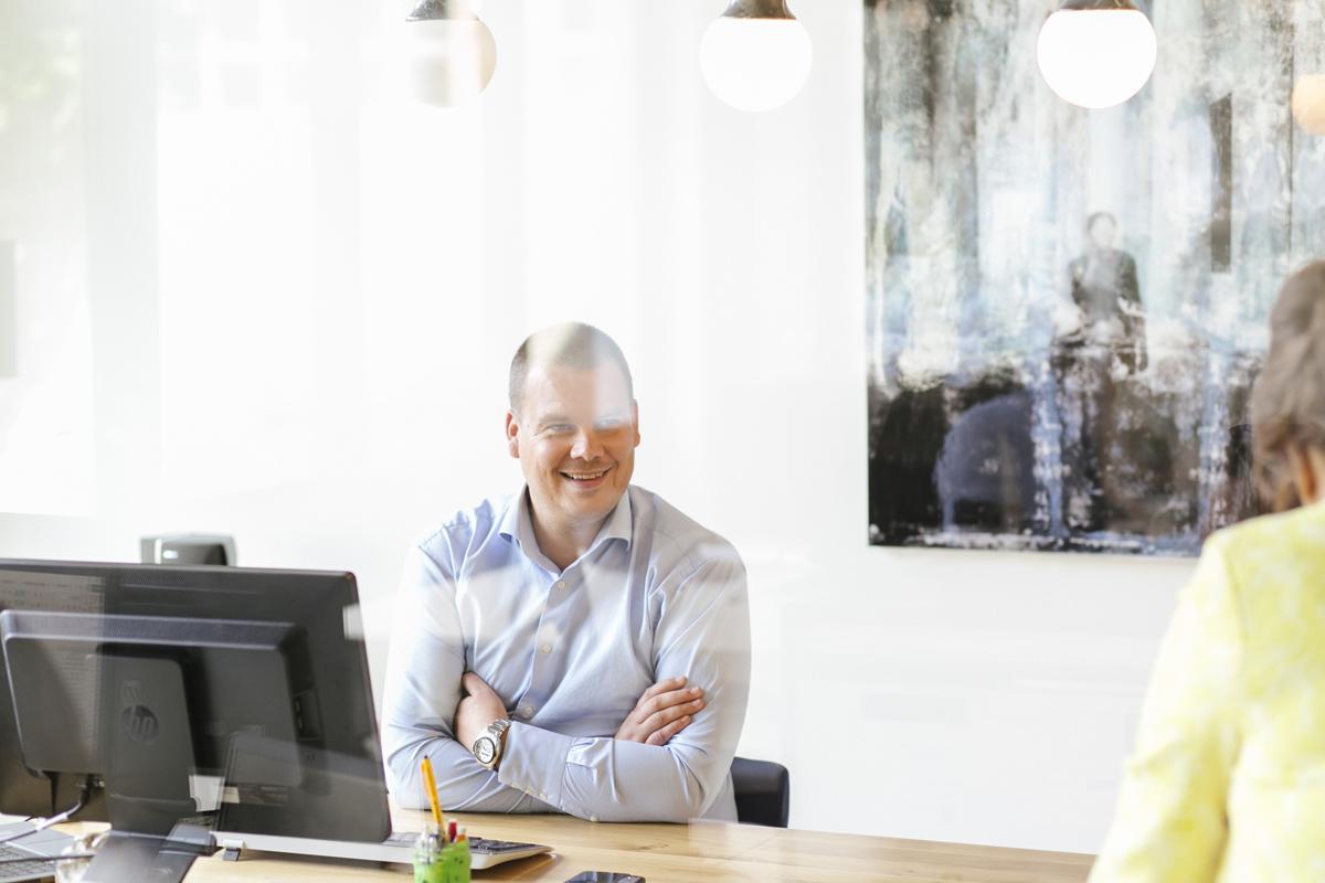 Recruitment Case: Barry Möller